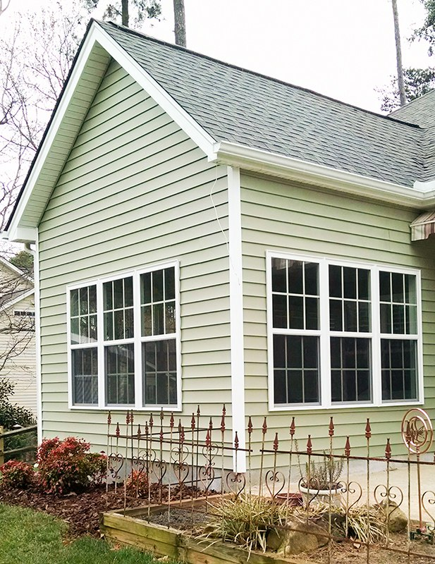 Home Addition Project Lake Norman Mooresville Area Screen Porch Covered P