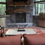 Screen Porch, Fire Place, Interior, Mooresville NC