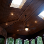 Screen Porch Interior Ceiling in Mooresville, NC