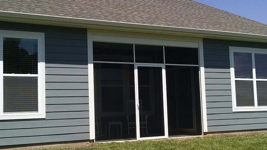 Screened Porch Project In Lake Norman Lake Norman Mooresville Area Screen