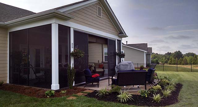 Charlotte Remodeling Contractor for Porch & Patio