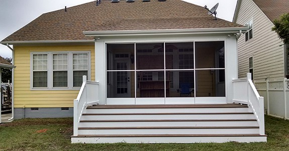 Huntersville Remodeling Contractor for Deck