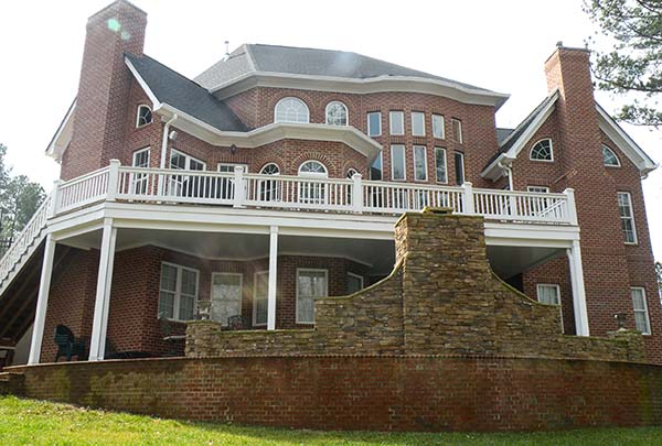 Lake Norman Remodeling Contractor & Custom Builder's Service Area
