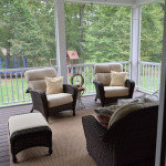 JAG Construction, Davidson, NC Outdoor Living, Screen Porch