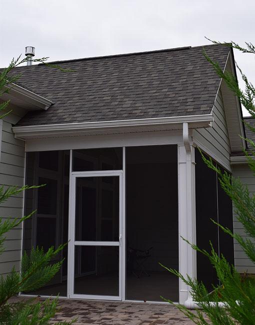 Charlotte NC Screen Porch Contractor