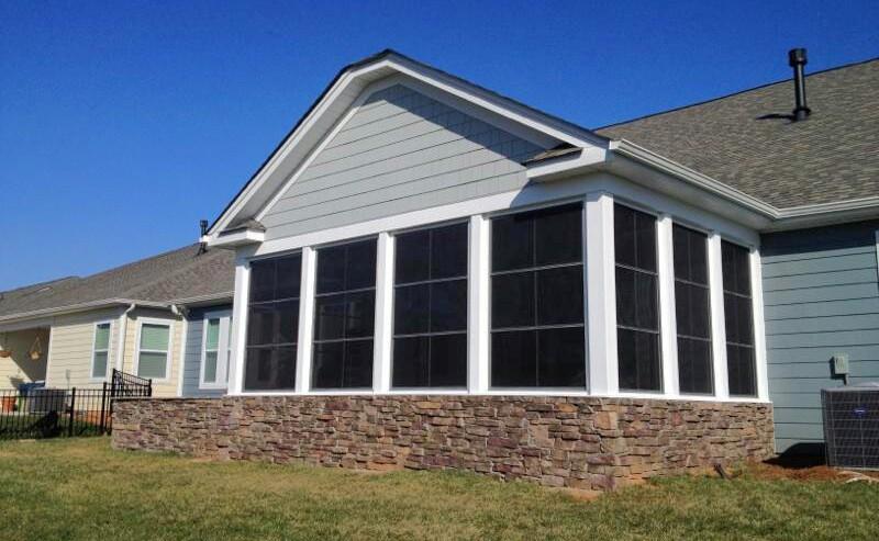 Roof Design Ideas: Four 4 Season Sunroom Porch Contractor