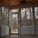 3 seasons room interior Lake Norman