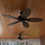 JAG Construction Mooresville 3 Seasons Room Interior Ceiling