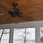 JAG Construction Mooresville 3 Seasons Room Lake Norman Interior