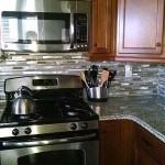 Charlotte Kitchen Tile Backsplash Renovation