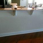 Charlotte, NC Tile Kitchen Job BEFORE