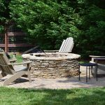 Fire Pit and Outdoor Sitting Area