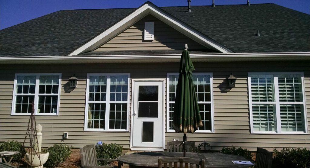 Cornelius Outdoor Living Remodeling Contractor Before