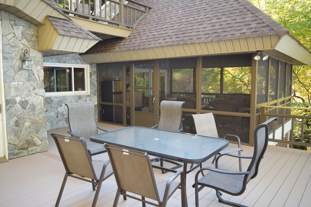 Mooresville, NC Deck and Patio Builder