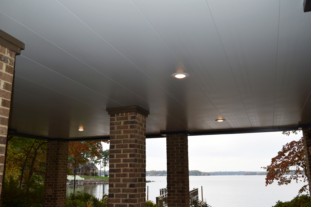 Underdeck Ceiling in Mooresville, NC