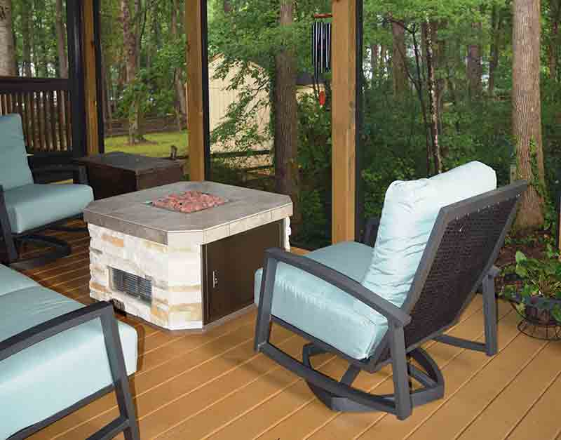 New Screens for Porch or Sunroom
