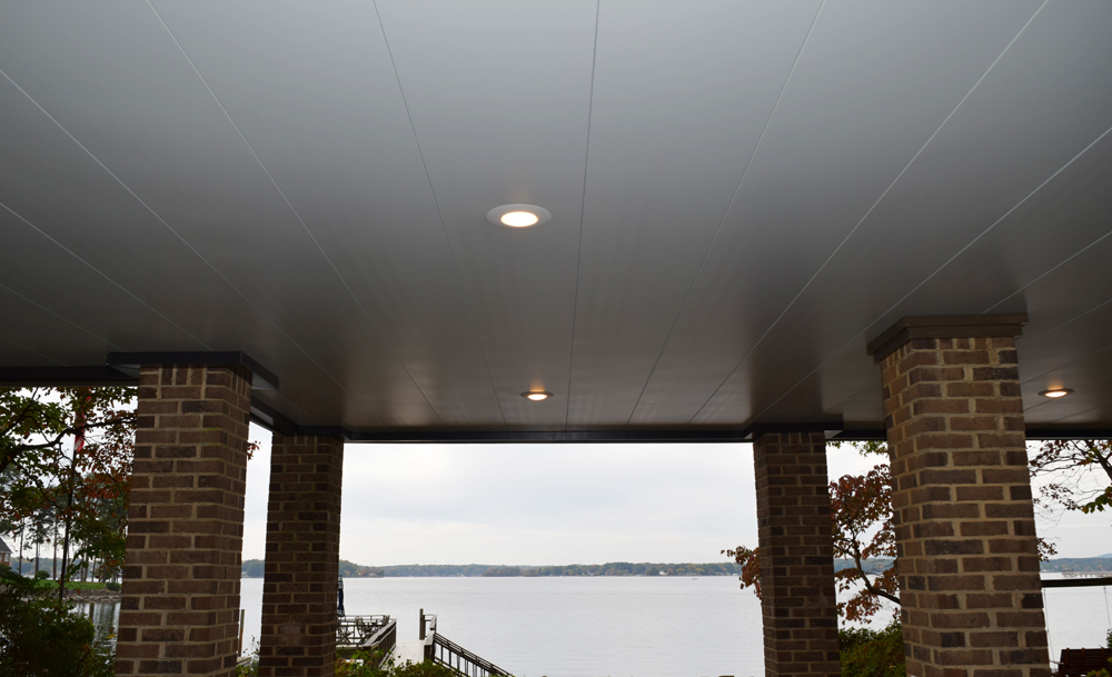 Underdeck Ceiling System from JAG Construction