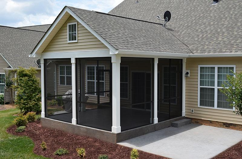 Cornelius, NC Porch Builder - JAG Construction