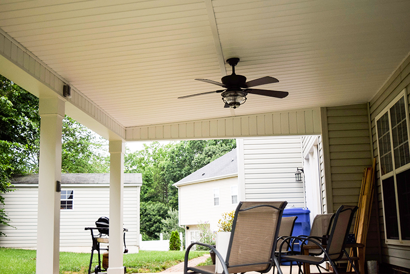 Mooresville, NC Covered Porch Builder
