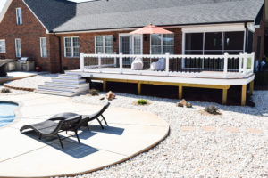Denver, NC Deck and Backyard Transformation