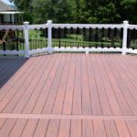 Deck Built by JAG Construction