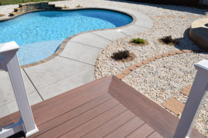 Denver, NC Outdoor Living Space from JAG Construction