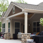 Covered Porch Builder in Mooresville, NC