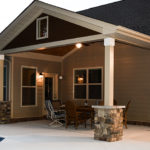 Covered Porch from JAG Construction in Mooresville