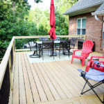 Deck builder in Mooresville, NC