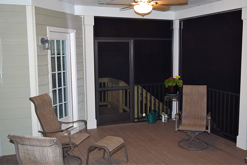 Huntersville NC Screen Porch Contractor