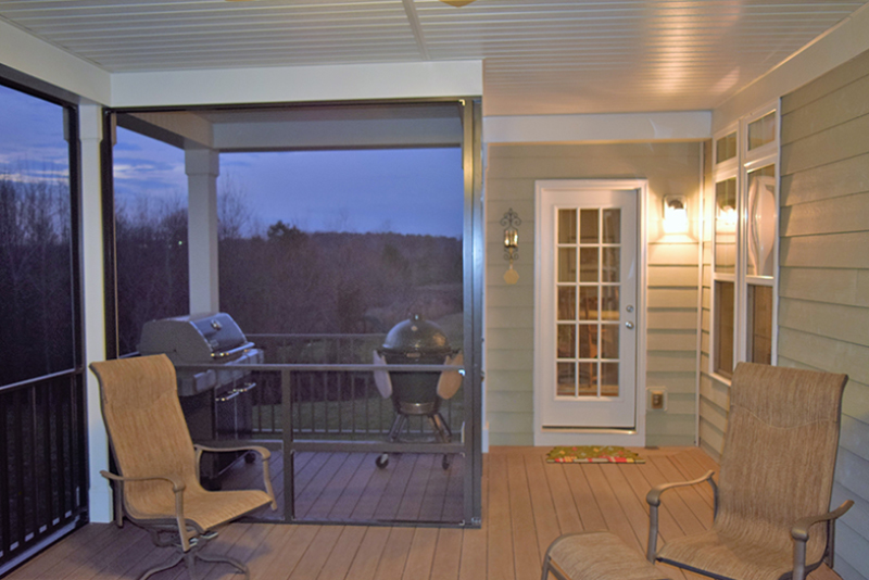 Screen Porch Builder in Huntersville, NC