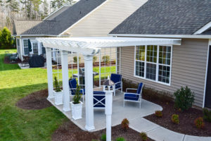 Pergola from JAG Construction