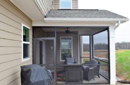 Screen Porch, Mooresville, NC