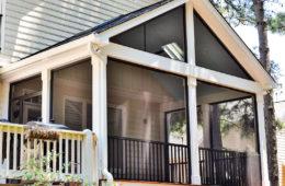 Mooresville, NC Screen Porch