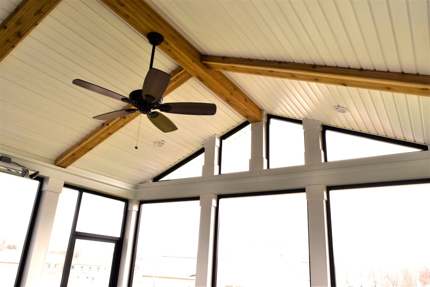 Mooresville, NC Screen Porch Ceiling