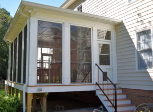 Charlotte 3 Season Porch Builder