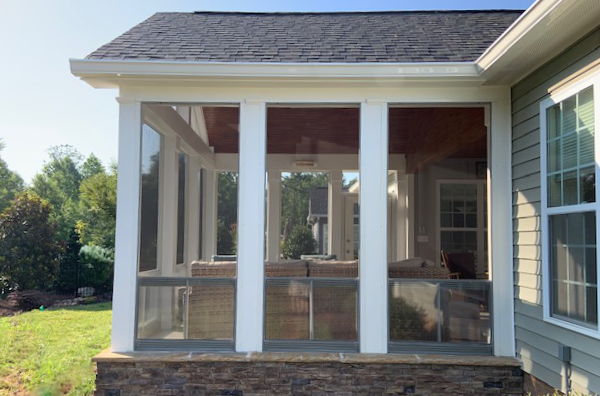 JAG Construction Porch Builder in Cornelius, NC