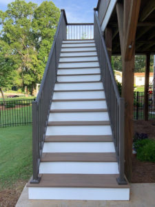 Deck Stairs Refresh by JAG Construction Corp