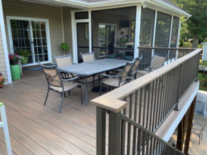 Deck Renewal in Terrell NC