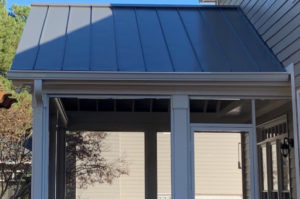 Screen Porch Roof, JAG Construction