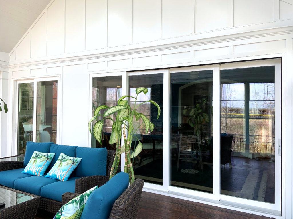 Interior, 3 Season Porch, Cornelius NC