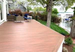 Lake Norman Deck Remodeling Project