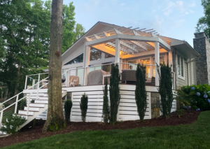 LKN Deck Renovation by JAG Construction