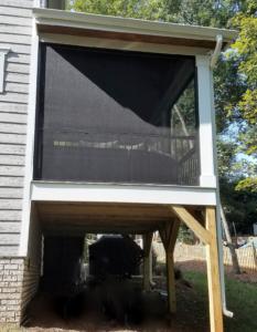 Huntersville, Lake Norman Screen Porch Builder