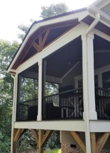 Screen Porch Builder in Huntersville - Lake Norman