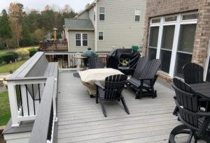 Porch, Deck Builder, JAG Construction