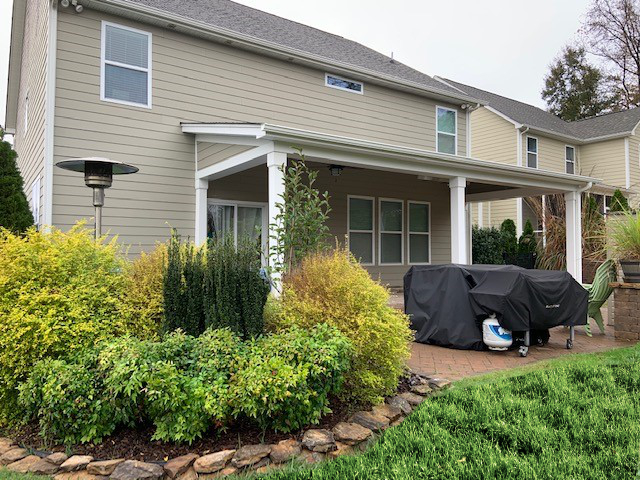 JAG Covered Porch Builder in Charlotte, Lake Norman